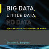 Big data, little data, no data - Book cover