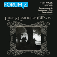 Forum Z - Lost memories of WW1