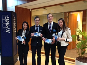 University Of Luxembourg Wins National Round In The 2014
