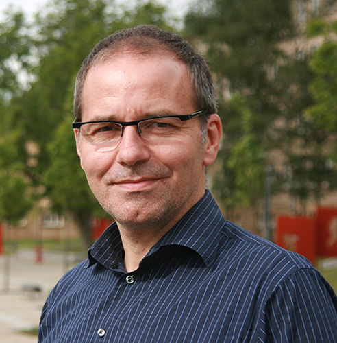 Prof. Dr. Markus Hesse, Institute of Geography and Spatial Planning