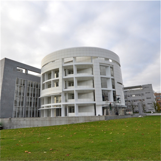 Home of SnT in Luxembourg Kirchberg