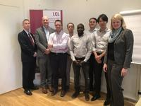 2018 LCL supply chain financial analysis workshop group picture