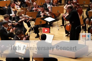 Birthday Concert at the Conservatory of Luxembourg