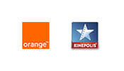 Welcome Day Partners: Orange & Kinepolis
