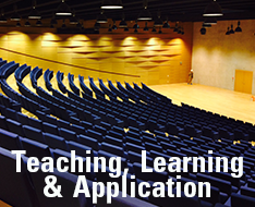 Teaching, Exams and Application