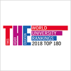 Times Higher Education (THE) World University Rankings, édition 2018