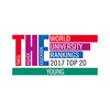 Logo du Times Higher Education (THE) Young University Rankings 2017