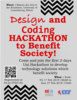Design and coding Hackathon to benefit society!